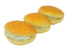 Mini Navette Garnies Au Fromage Frais