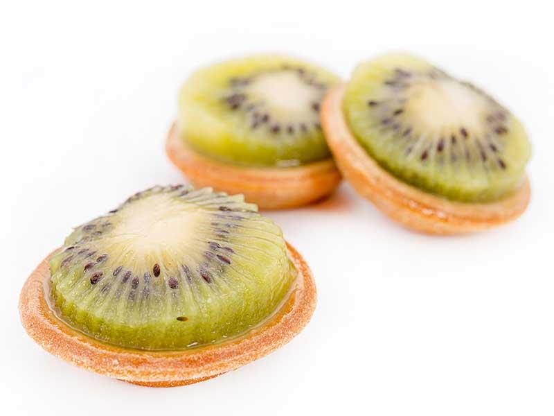 Tartelette aux fruits