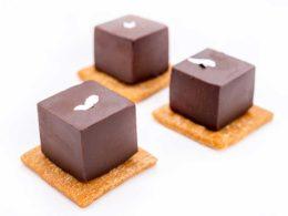 Palet de Chocolat & Fleur de Sel de Guérande