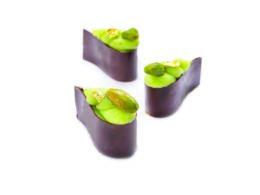 pistache intense & chocolat noir corsé