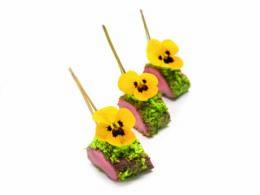 Beef flower