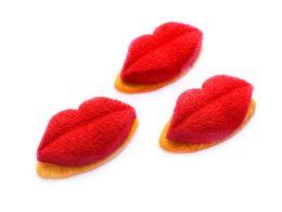 rouge baiser sans fleur